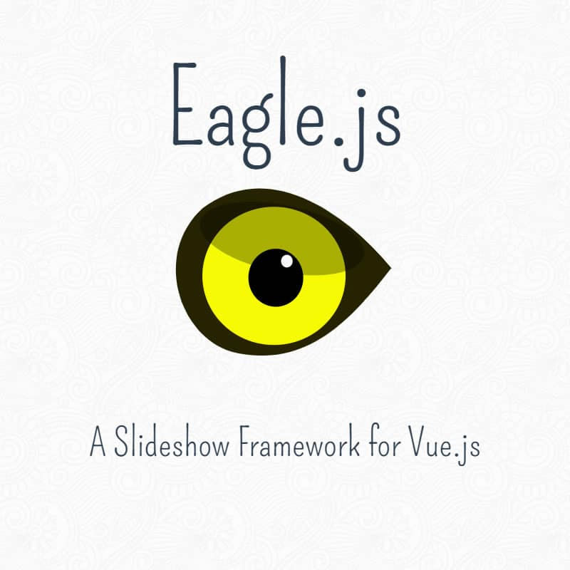Eagle.js - A slideshow framework