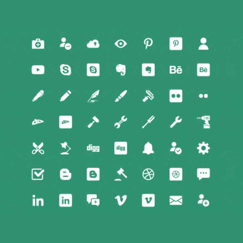 274 free solid icons