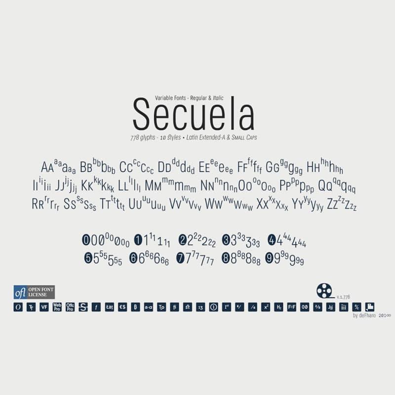 Secuela Sans