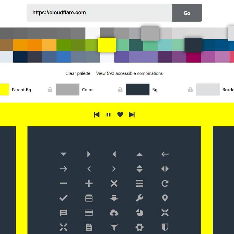 Color - Cloudflare Design