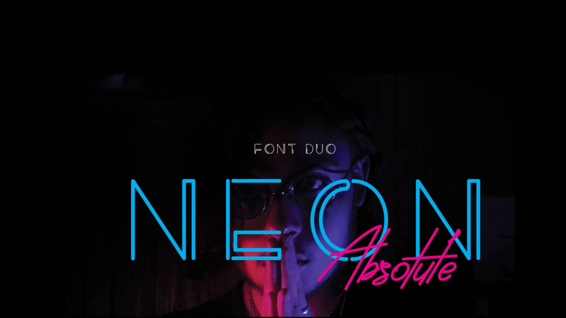Neon Absolute Fonts