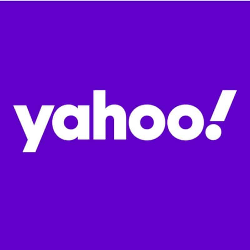 Yahoo redesigns its logo