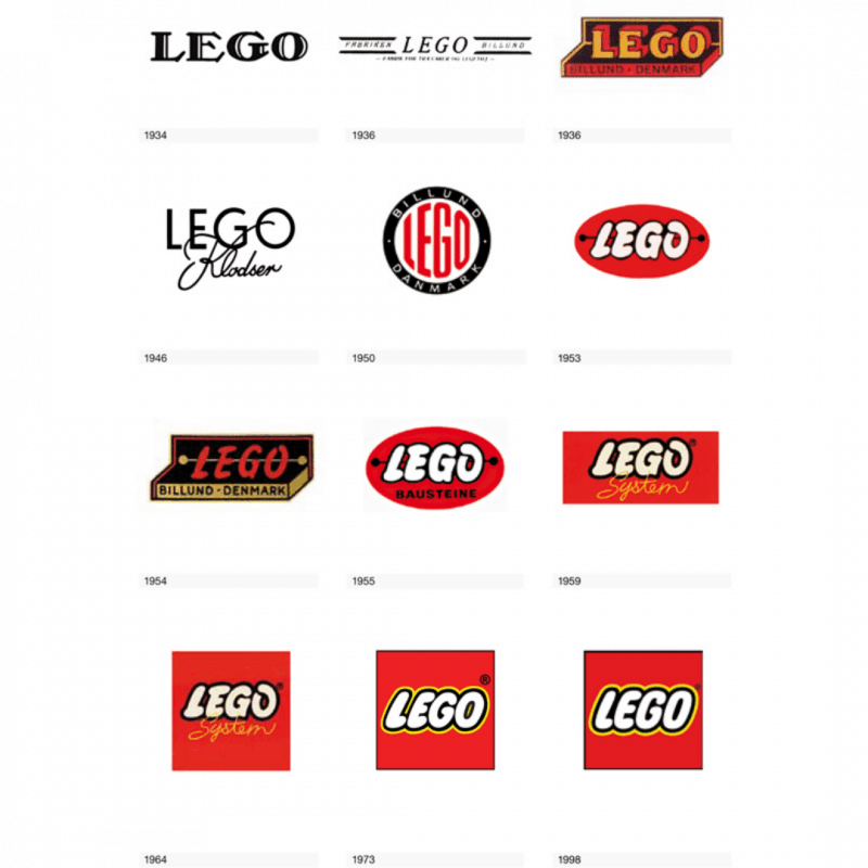 10 Iconic Logo Redesigns of the Last Century