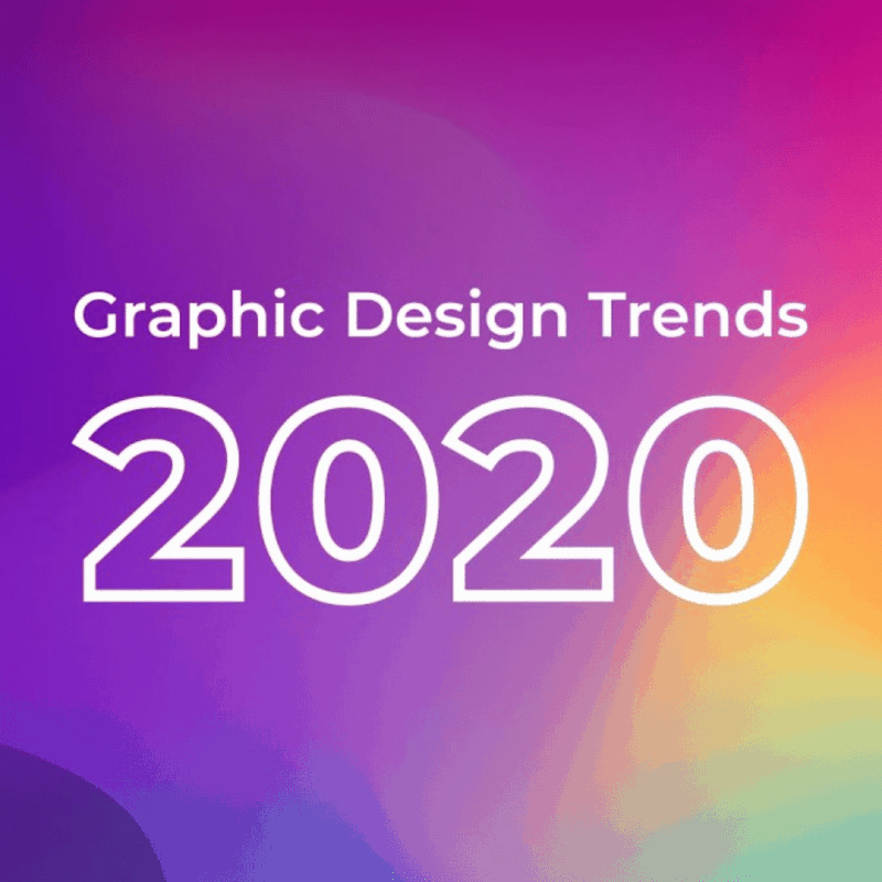 Graphic Design Trends (2020)