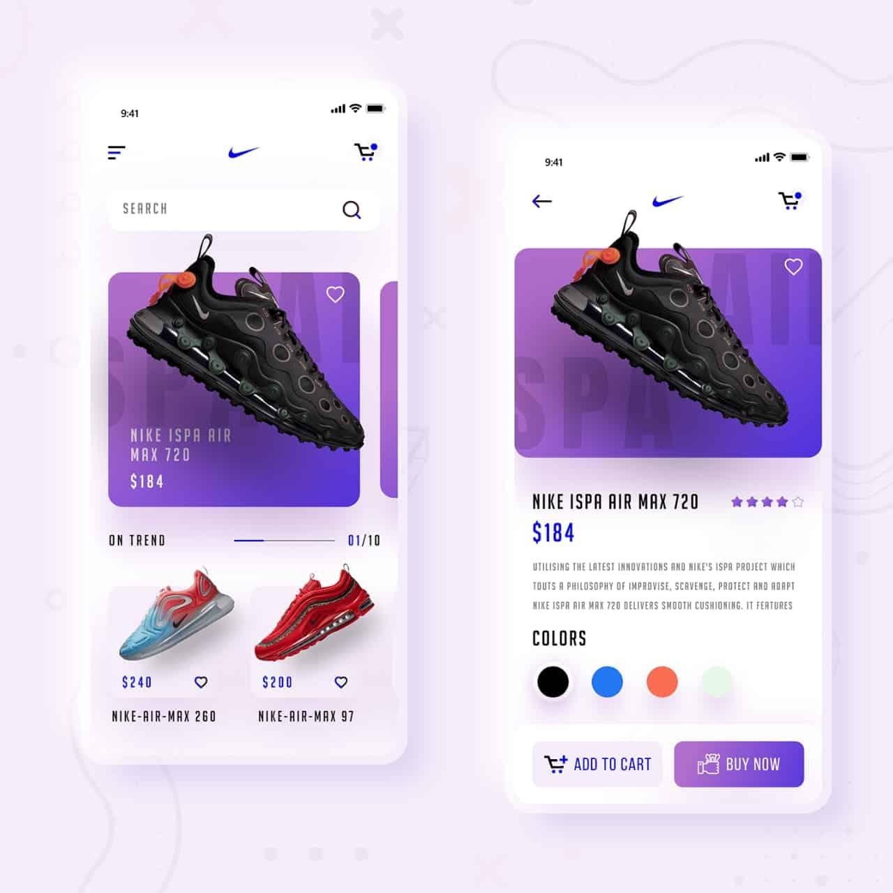 Shoes Store App