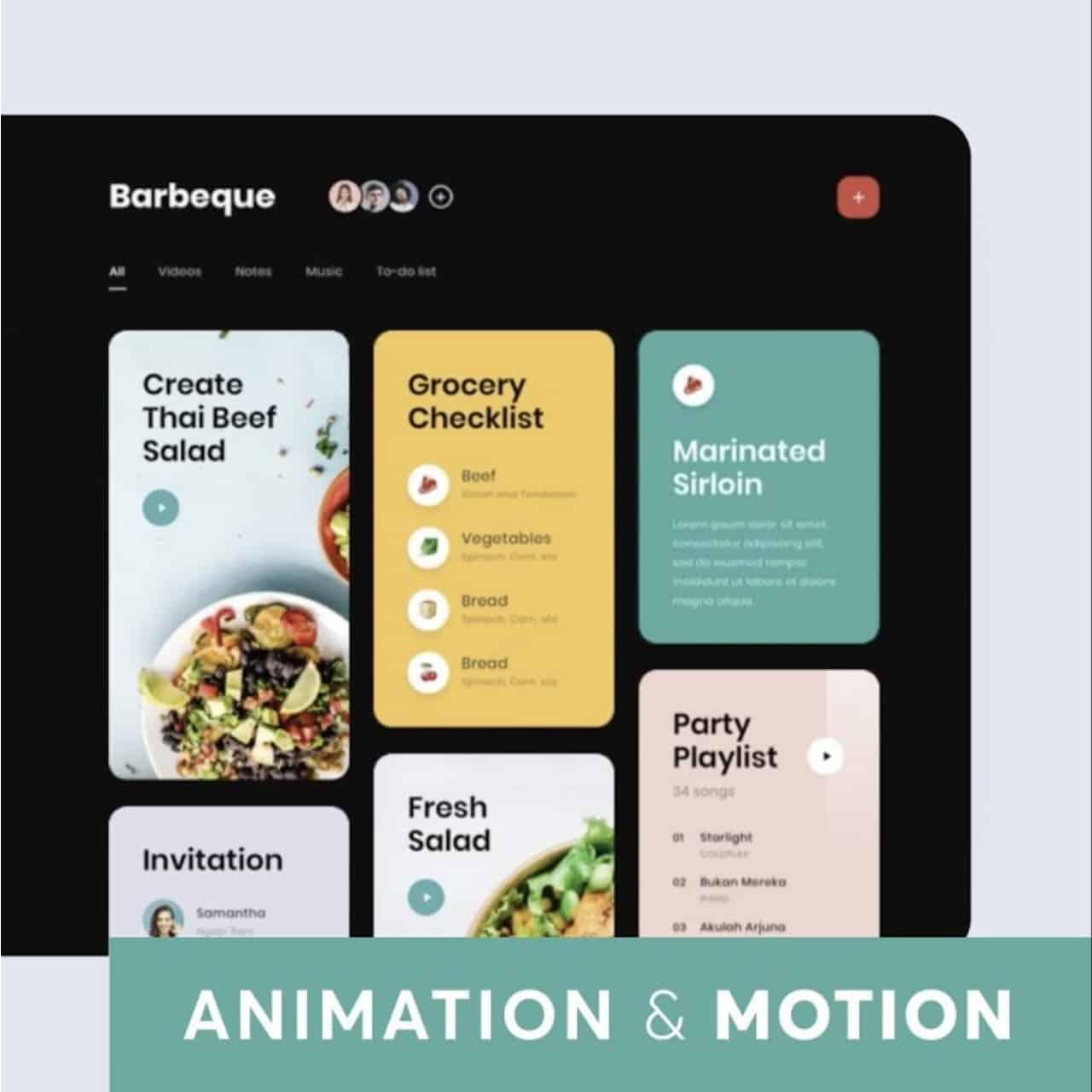 animation&motion