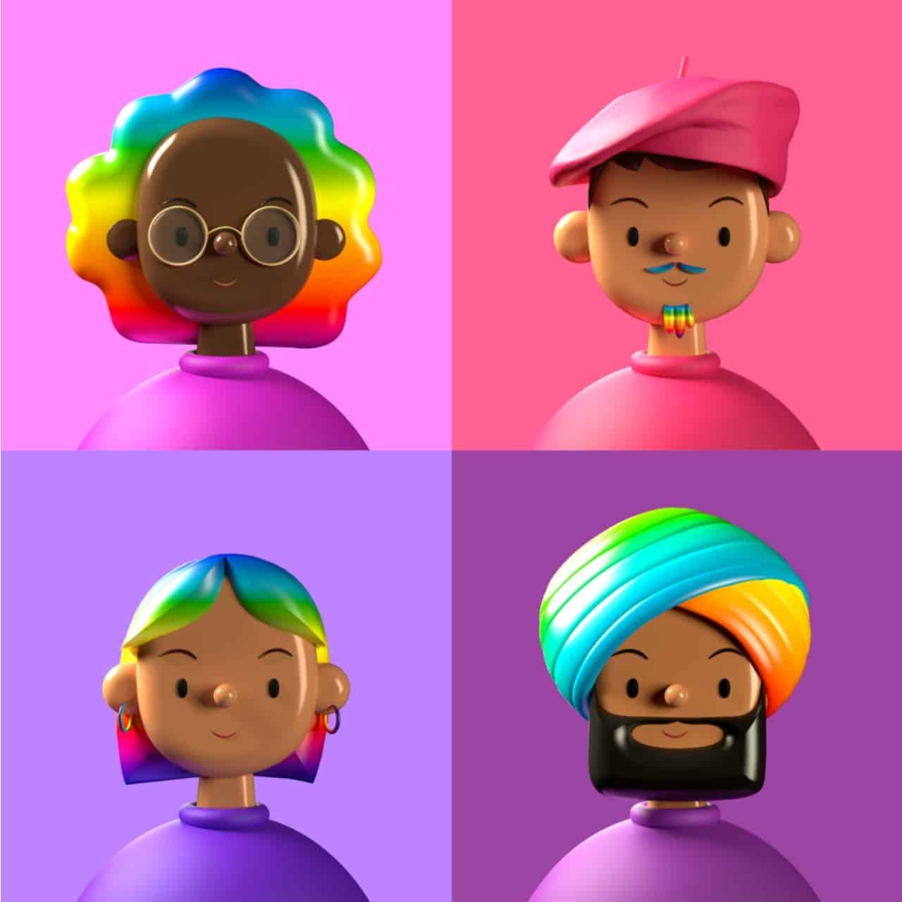 toy-faces-3d