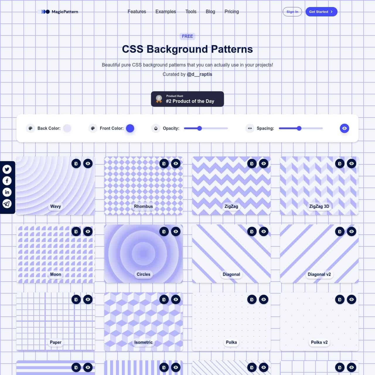 css-pattern