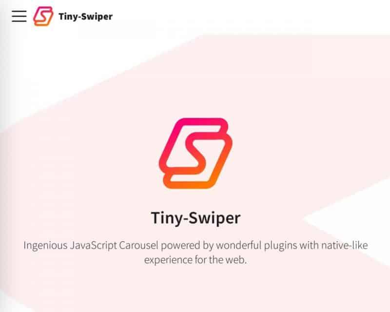 tiny-swiper